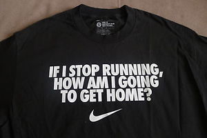 if I stop running