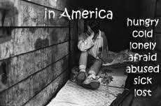 American homeless