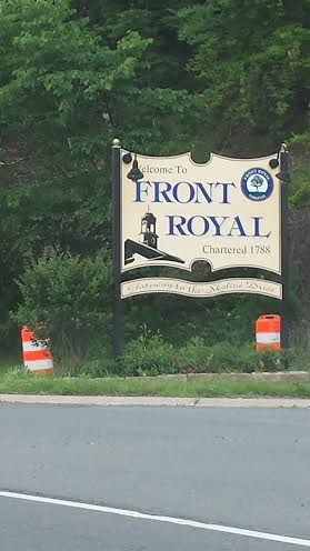 Trivia- Florntayor, the name of the town in my book, is actually made up of the scrambled letters from Front Royal, the town where I actually did live.