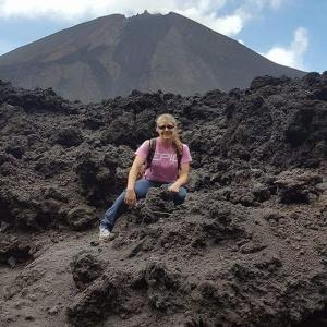 volcano me